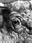 Pastoral Print Portrait Format